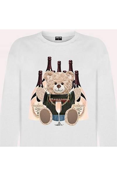 Domperignon Þiþeler Sinan999 Sweatshirt