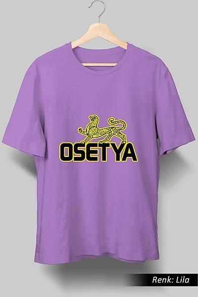 Osetya Unisex Tiþört