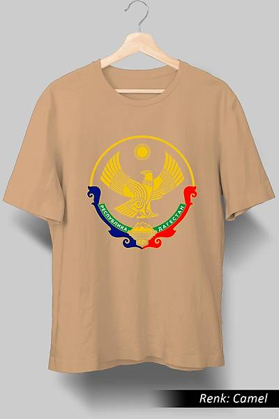 Dagestan Logo Unisex Tiþört