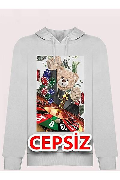 Gazino Sinan999 Kapþonlu Cepsiz