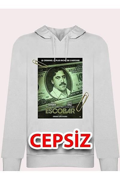 Escobar Sinan999 Kapþonlu Cepsiz