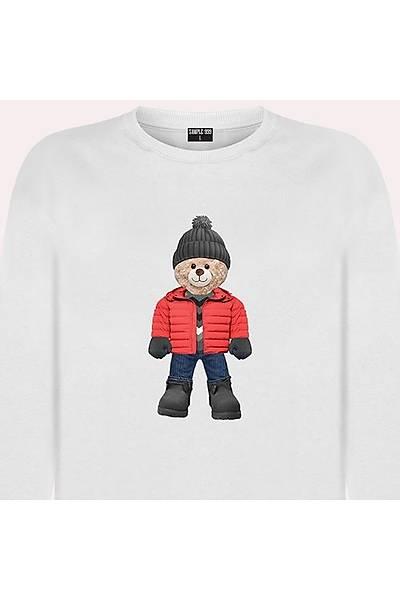 KýrmýzýMont Sinan999 Sweatshirt
