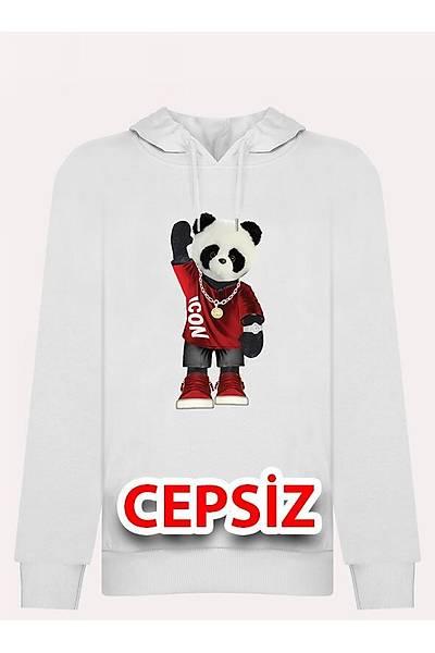 Panda Ýcon Sinan999 Kapþonlu Cepsiz