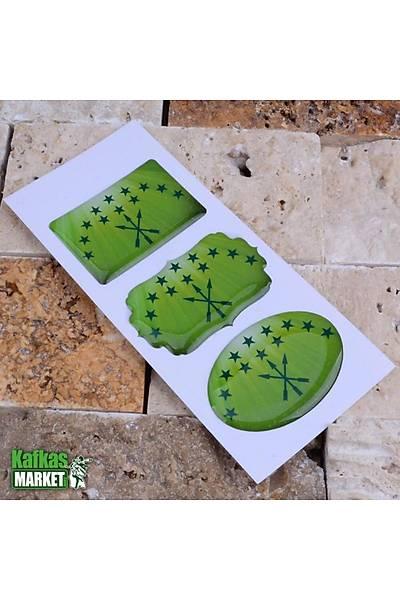 Adyghe Mini Sticker