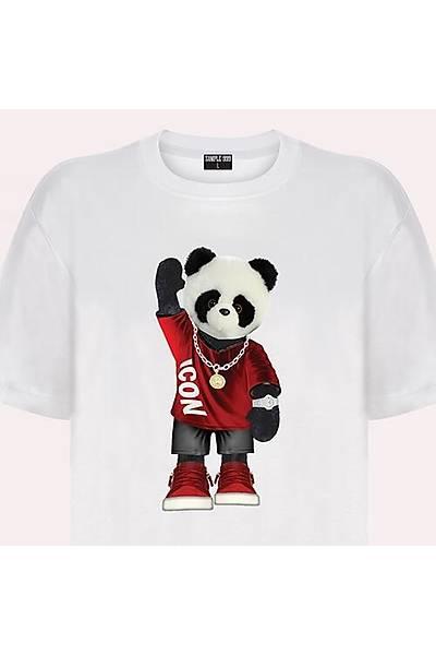 Panda icon Sinan999 Tiþört