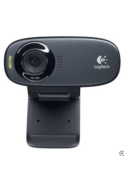 LOGITECH C310 WEBCAM HD SÝYAH 960-001065