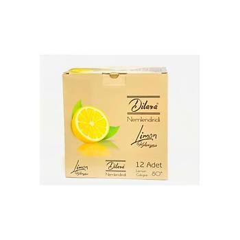 Dezenfektan Etkili 80 Derecelik Nemlendiricili Sprey Limon Kolonyasý 12x150 Ml