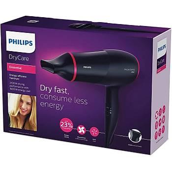 Philips DryCare Essential Enerji tasarruflu saç kurutma makinesi BHD029/00