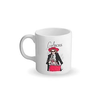 Karaca Girl Boss Mug