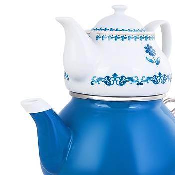 Karaca Mare Porselen Demlikli Çaydanlýk