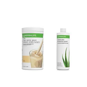 Herbalife Formül 1 Shake ve Aloe Konsantre Ýçecek
