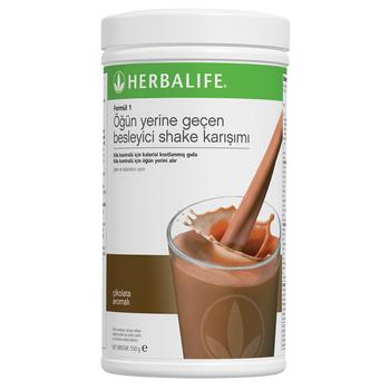 Herbalife Formül 1 Shake Çikolata Aromalý