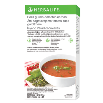 Herbalife Gurme Domates Çorbasý