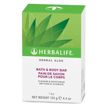Herbalife Herbal Aloe Banyo ve Vücut Sabunu