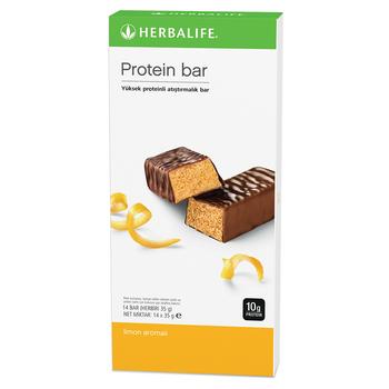 Herbalife Protein Bar - Limon Aromalý