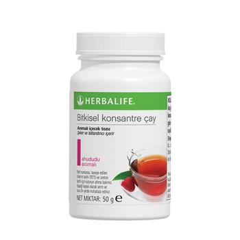 Herbalife Bitkisel Konsantre Çay 50gr - Ahududu Aromalý