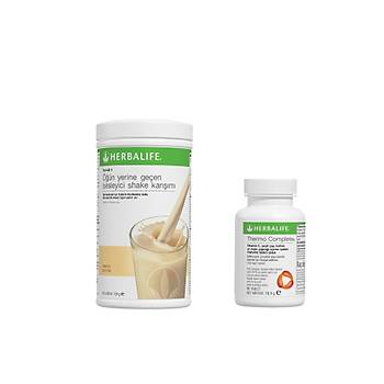 Herbalife Formül 1 Shake ve Thermo Complete