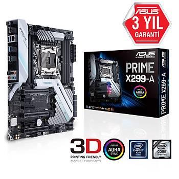 ASUS PRIME X299-A II DDR4 USB3.1 M.2 LGA 2066
