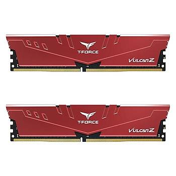 32 GB DDR4 3600 T-FORCE VULCAN Z RED 16x2 CL18-22 AB100TMG082