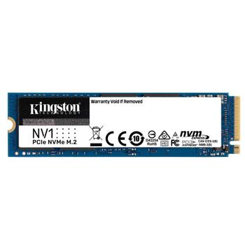 500GB KINGSTON NV1 2100/1700MB/s SNVS/500G M.2 NVMe SSD