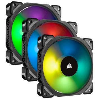 CORSAIR CO-9050076-WW ML120 PRO RGB TRÝPLE FAN