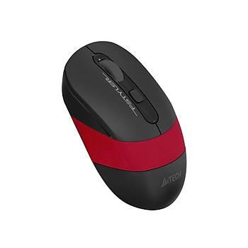 A4 TECH FG10 OPTIK MOUSE NANO USB KIRMIZI 2000 DPI
