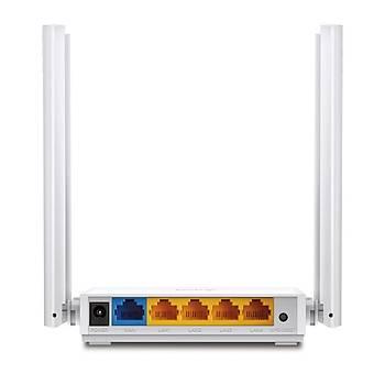 TP-LINK ARCHER C24 4PORT AC750 DUAL BAND ROUTER