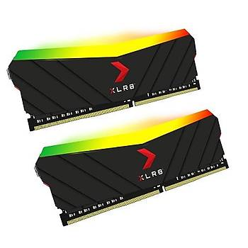16 GB DDR4 3200 Mhz PNY XLR8 EPIC-X RGB (8GBx2) MD16GK2D4320016XRGB