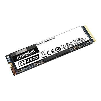 500GB KINGSTON KC2500 SKC2500M8/500G 3500/2500MB/s NVMe SSD