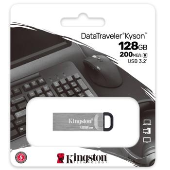 128GB USB3.2 Gen1 DTKN/128GB DT Kyson KINGSTON