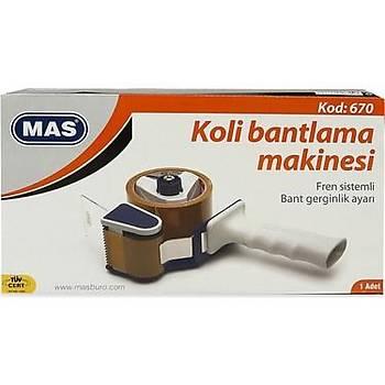 MAS 670 KOLÝ BANT MAKÝNASI