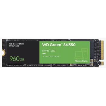 960GB WD GREEN SN350 M.2 NVMe 2400/1900MB/s WDS960G2G0C SSD