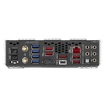 GIGABYTE Z590 AORUS MASTER DDR4 5400 OC ATX 1200p