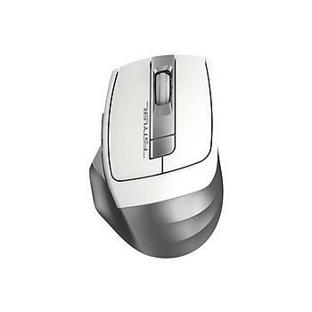 A4 TECH FG35 OPTIK MOUSE NANO USB GÜMÜÞ 2000 DPI