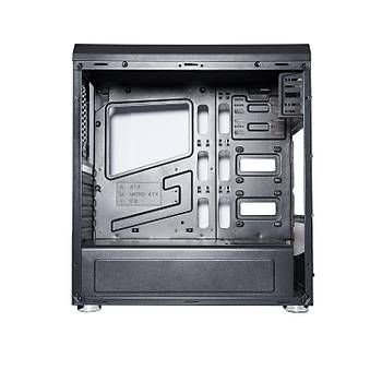 VENTO VG06F 3X120MM RGB FAN 700W 80 PLUS GAMING MIDI TOWER KASA