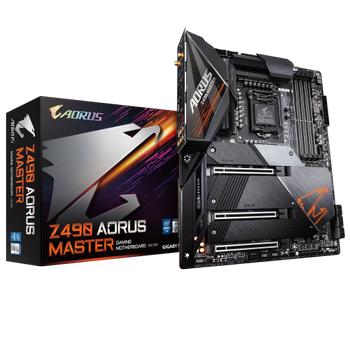 GIGABYTE Z490 AORUS MASTER DDR4 5000OC ATX 1200p