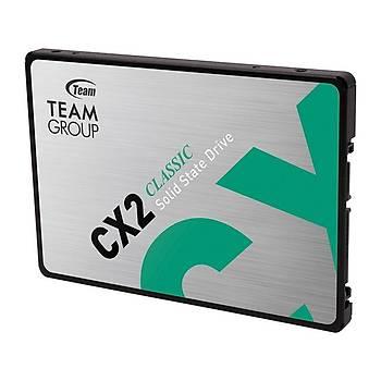 1TB TEAM CX2 2,5' 540/490 MB/s SSD DÝSK