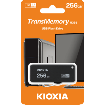 256GB USB3.2 GEN1 KIOXIA USB BELLEK LU365K256GG4