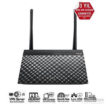 ASUS DSL-N16 4PORT 300Mbps EWAN VDSL FIBER  MODEM VPN
