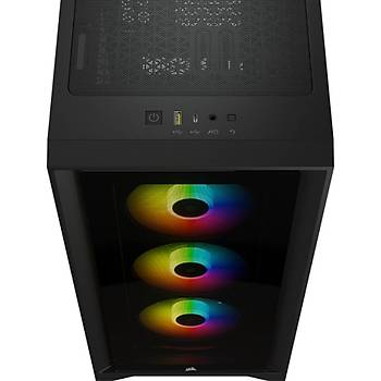 CORSAIR CC-9020133-EU 4000X CX750F PSU iCUE RGB TEMP CAM KASA
