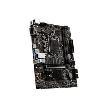 MSI B460M PRO DDR4 2933Mhz DVI HDMI mATX 1200p