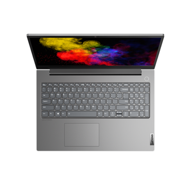 """LENOVO ThinkBook 15P 20V3000TTX i7-10750H 16GB 512GB SSD 4GB GTX1650Ti 15.6"""" FDOS"""