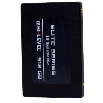"512GB HI-LEVEL HLV-SSD30ELT/512G 2,5"" 560-540 MB/s"