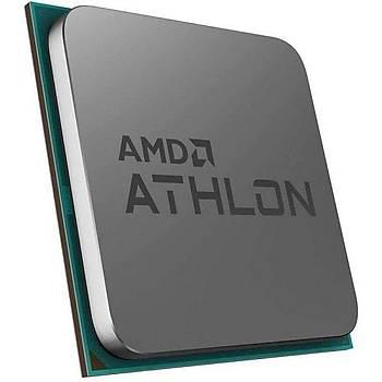 AMD ATHLON 3000G TRAY 3.5GHz 5MB AM4