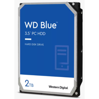 2TB WD Blue SATA6 7200rpm 256MB WD20EZBX