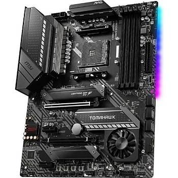 MSI MAG X570 TOMAHAWK WIFI AM4 OC DDR4 4600 MHZ