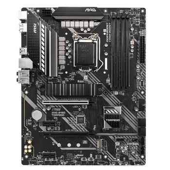 MSI MAG B460 TORPEDO DDR4 2933Mhz ATX 1200p