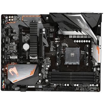GIGABYTE B450 AORUS ELITE V2 3600MHz(OC) HDMI M.2 ATX AM4