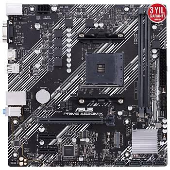ASUS PRIME A520M-K DDR4 4600MHz AM4