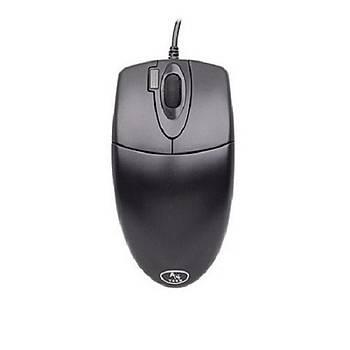 A4 TECH OP620D-B OPTIK MOUSE USB SÝYAH